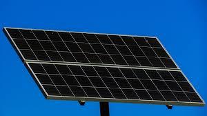 Évtizedeken keresztül működik a napelem panel
